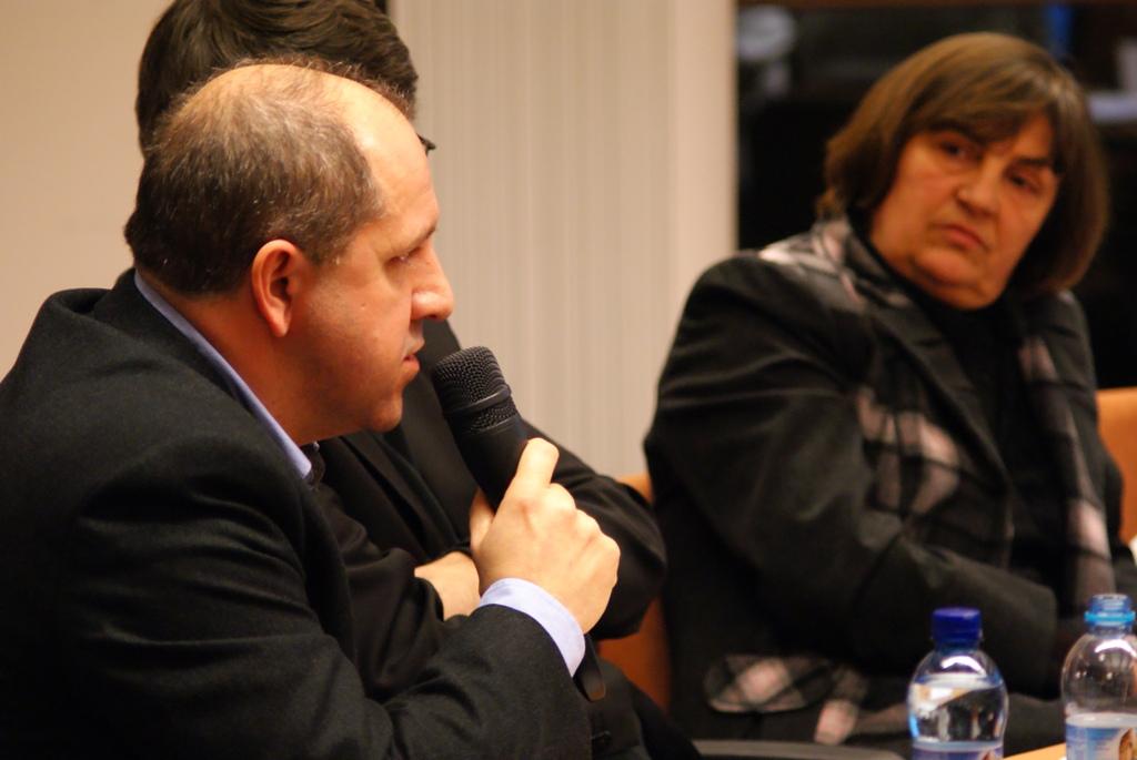Dyrektor Piotr Machowski