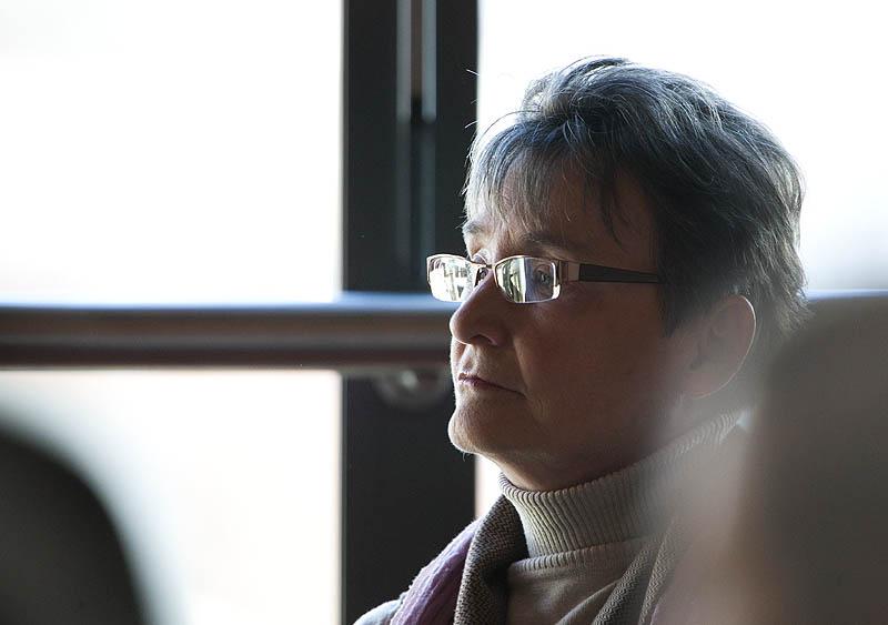 Monika Malessa-Drohomirecka, prowadząca spotkanie