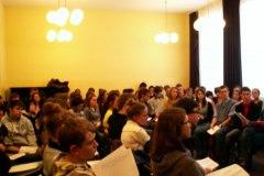Lekcja czytania 2010 - Poznań