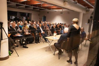 """Debata """"Europa obywatelska = Europa solidarna"""", Kraków, 11 października 2019 r. Fot. Adam Walanus"""